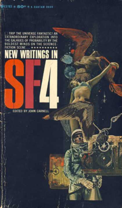 Bantam - New Writings In Sf 4 - David Stringer