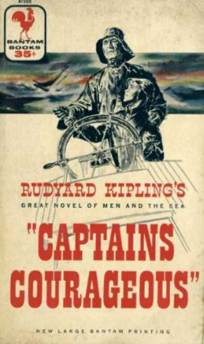 An examination of captains courageous by rudyard kipling