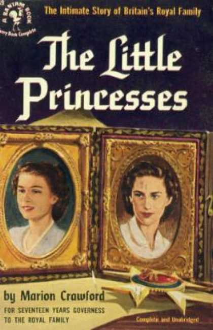 Bantam - The Little Princesses - Marion Crawford