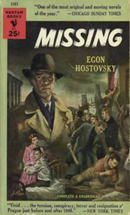 Bantam - Missing - Egon Hostovsky