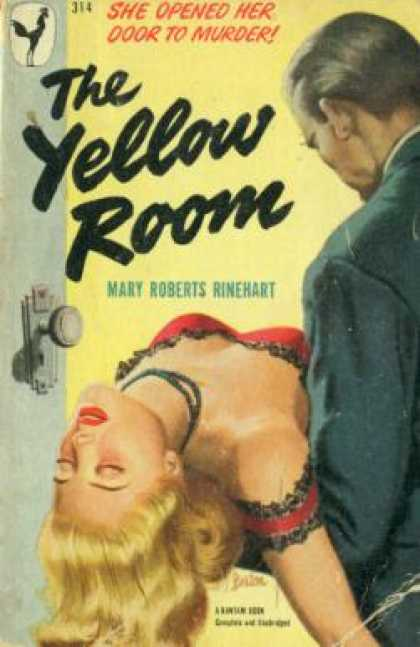 Bantam - The Yellow Room - Mary Roberts Rinehart
