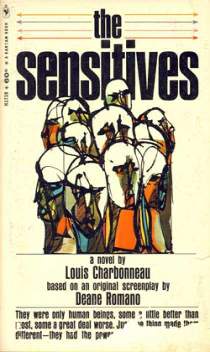 Bantam - The Sensitives - Louis Charbonneau