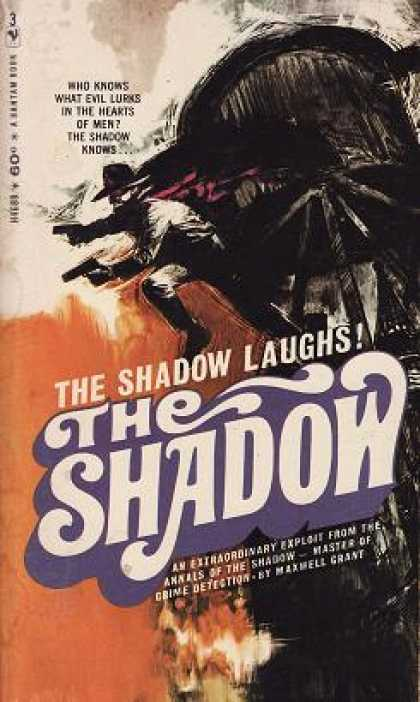 Bantam - The Shadow Laughs! - Walter B. Gibson