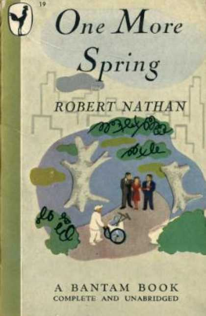 Bantam - One More Spring - Robert Nathan