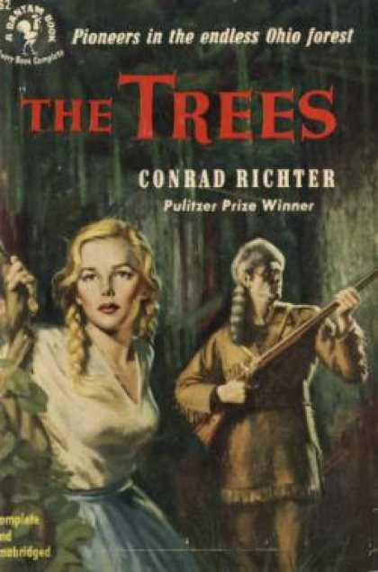 Bantam - The Trees - Conrad Richter
