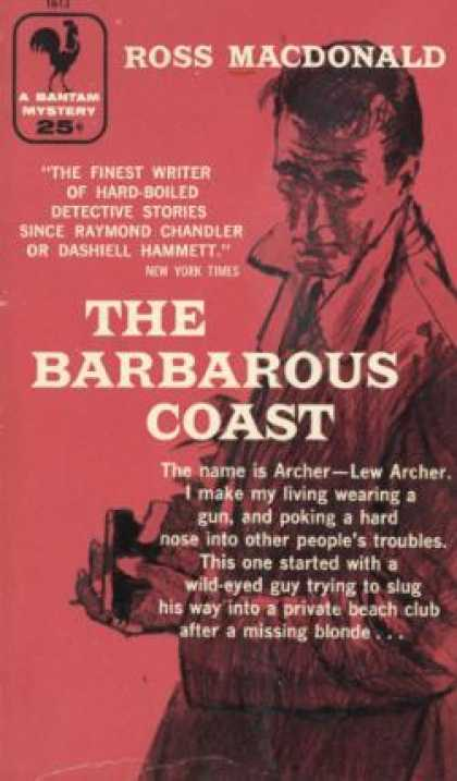Bantam - The Barbarous Coast - Ross Macdonald