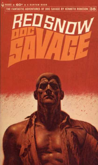 Bantam - Red Snow: A Doc Savage Adventure - Kenneth Robeson