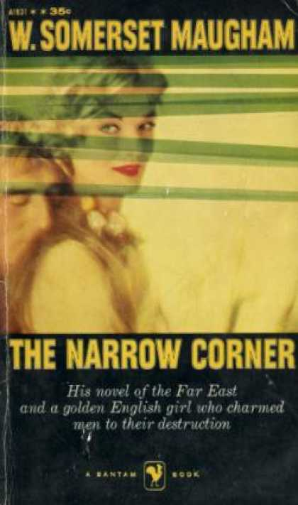 Bantam - The Narrow Corner - W. Somerset Maugham