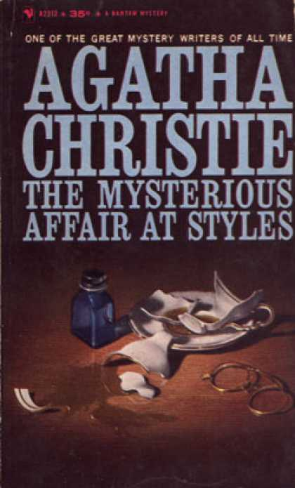 Bantam - The Mysterious Affair at Styles - Agatha Christie