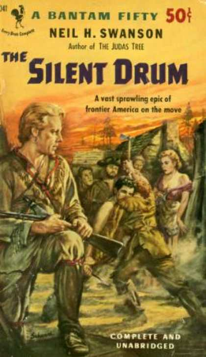 Bantam - The silent drum - Neil H. Swanson