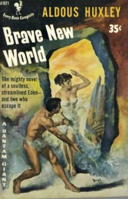 Bantam - Brave New World - Huxleyaldous