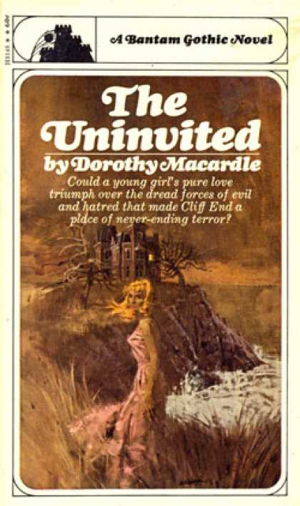 Bantam - The Uninvited - Dorothy Macardle