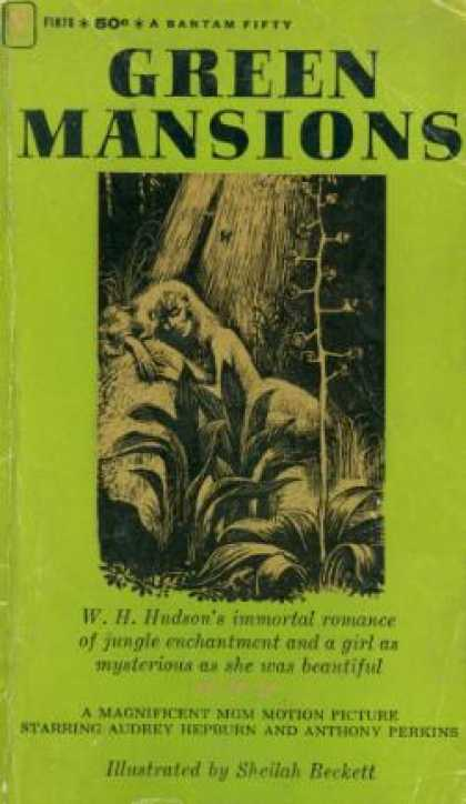Bantam - Green Mansions, a Romance of the Tropical Forest - Henry William Hudson