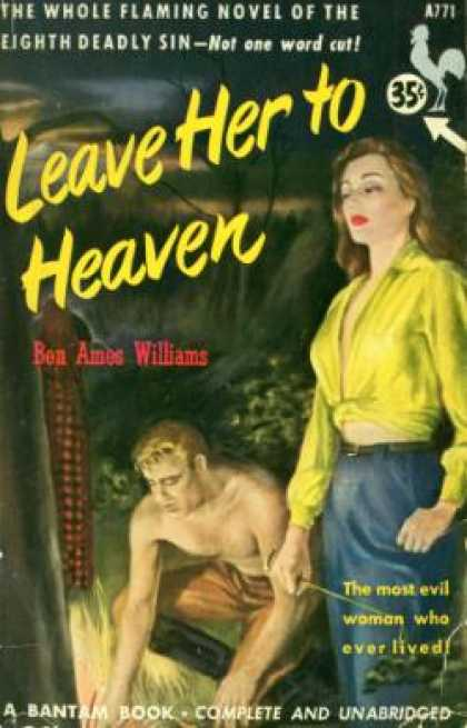Bantam - Leave Her To Heaven - Ben Ames Williams