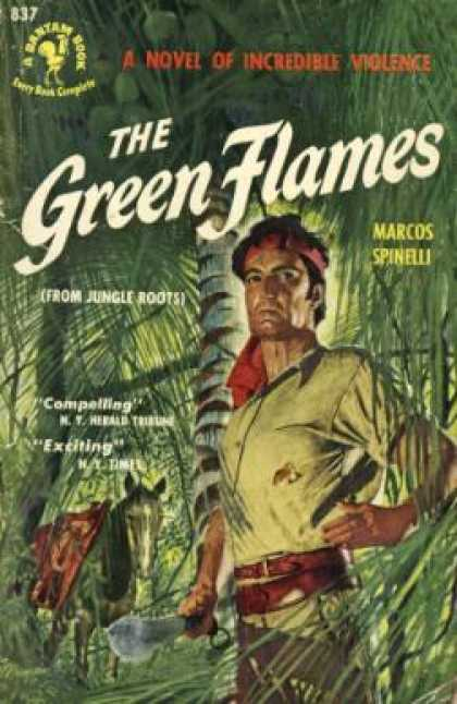 Bantam - The Green Flames - Marcos Spinelli