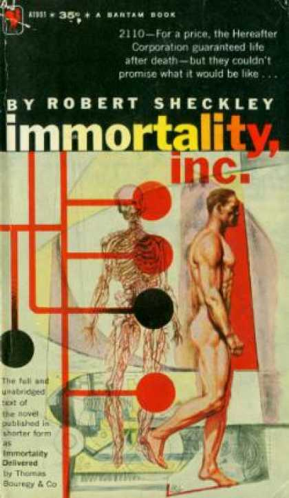 Bantam - Immortality Inc. - Robert Sheckley