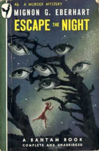 Bantam - Escape the Night - Mignon G. Eberhart