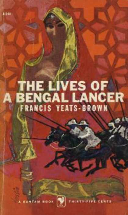 Bantam - The Lives of a Bengal Lancer - Francis Yeats-Brown
