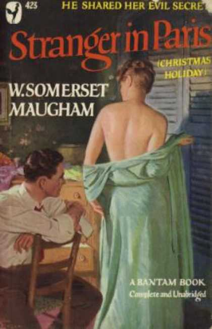 Bantam - Stranger In Paris - W. Somerset Maugham