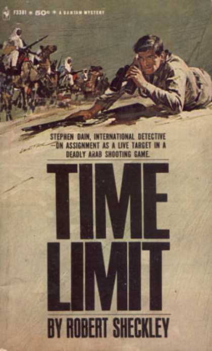 Bantam - Time Limit - Robert Sheckley