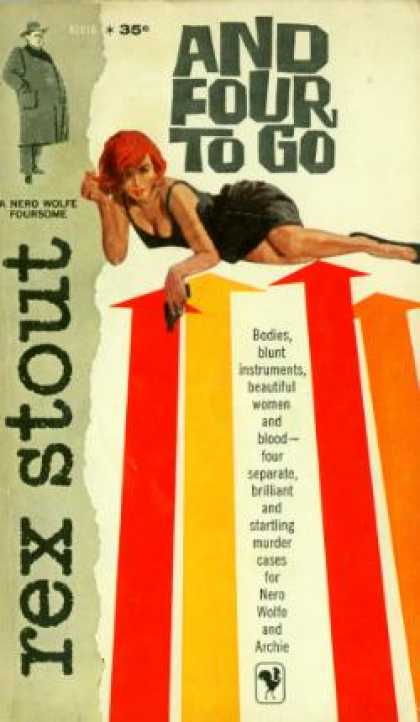Bantam - And Four To Go - Rex Stout