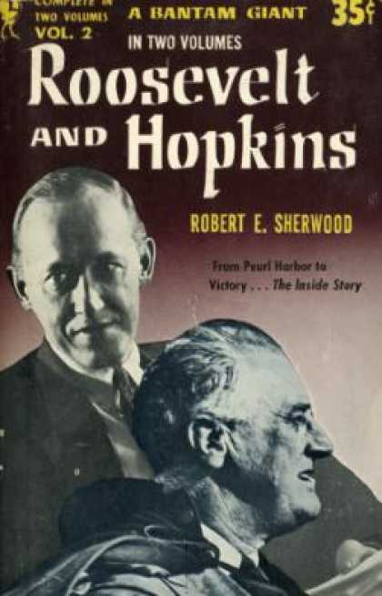 Bantam - Roosevelt and Hopkins Volume 2 - Robert E. Sherwood