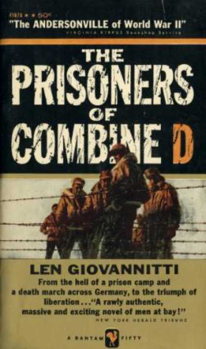 Bantam - The Prisoners of Combine D. - Len Giovannitti