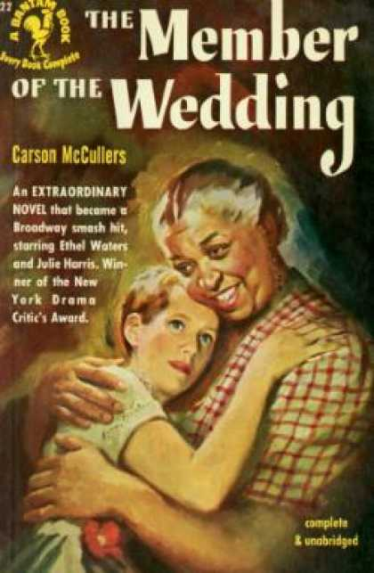 Bantam - The Member of the Wedding - Carson Mccullers