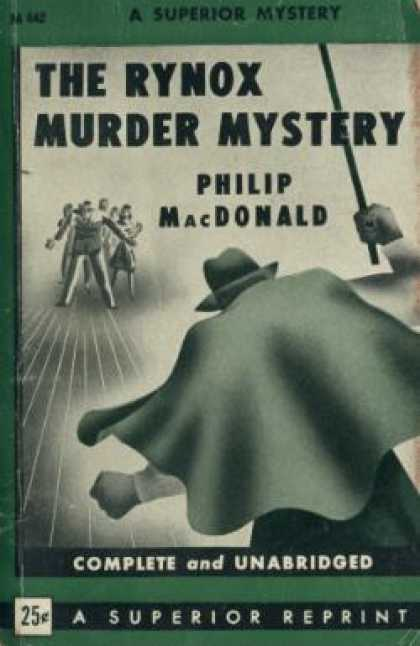 Bantam - The Rynox Murder Mystery - Philip MacDonald