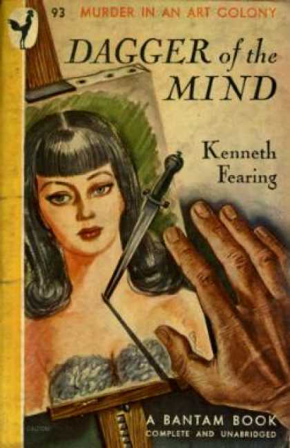 Bantam - Dagger of the Mind - Kenneth Fearing