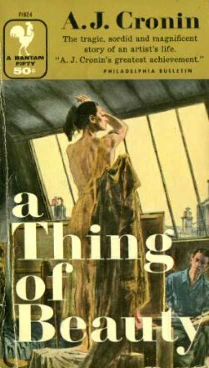 Bantam - A Thing of Beauty - A.J. Cronin