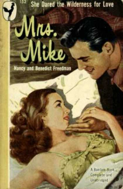 Bantam - Mrs. Mike: The Story of Katherine Mary Flannigan