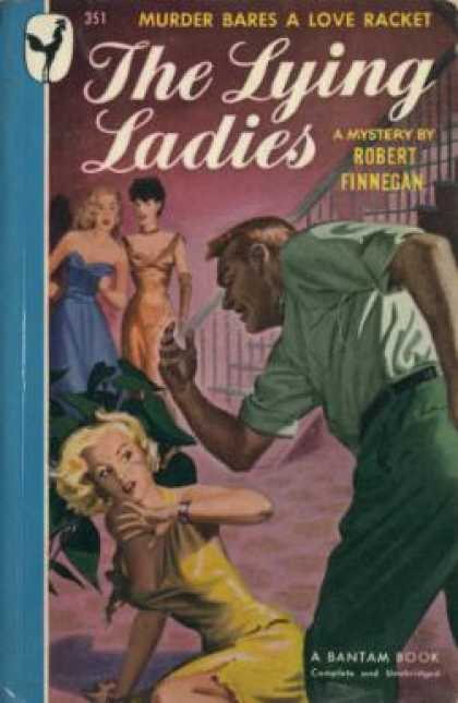 Bantam - The Lying Ladies - Robert Finnegan