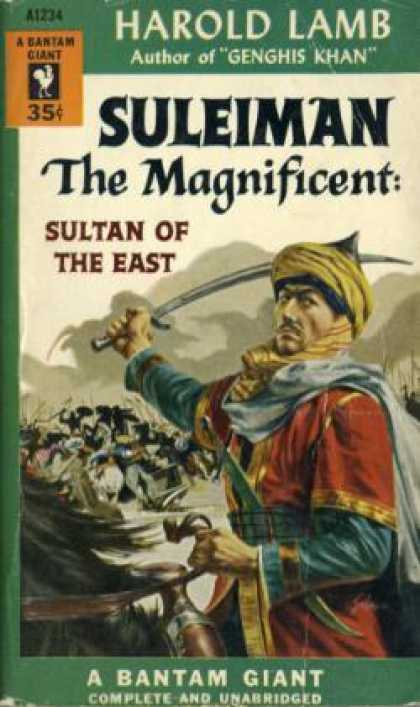 Suleiman The Magnificent Sultan Of The East (1951)