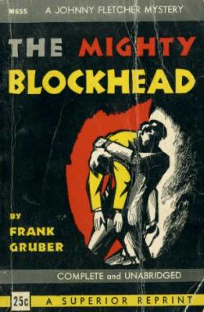 Bantam - The Mighty Blockhead : A Johnny Fletcher and Sam Cragg Mystery - Frank (also Wro