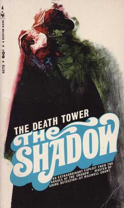 Bantam - The Death Tower - Maxwell Grant
