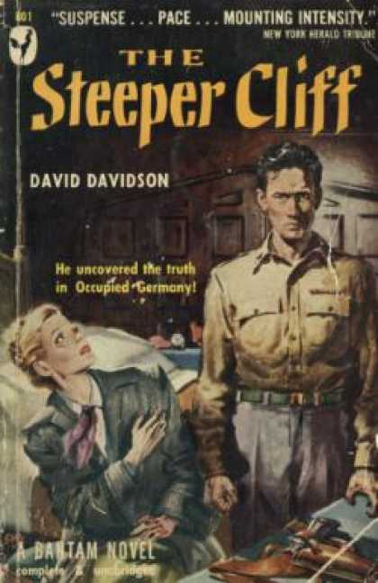 Bantam - The Steeper Cliff - David Davidson