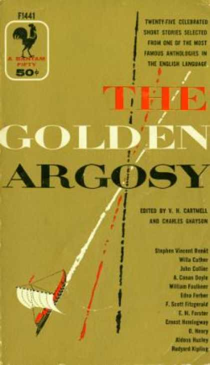 Bantam - The Golden Argosy - Charles Grayson; Van Henry Cartmell
