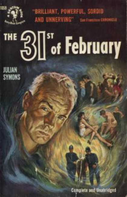 Bantam - The 31st of February - Julian Symons