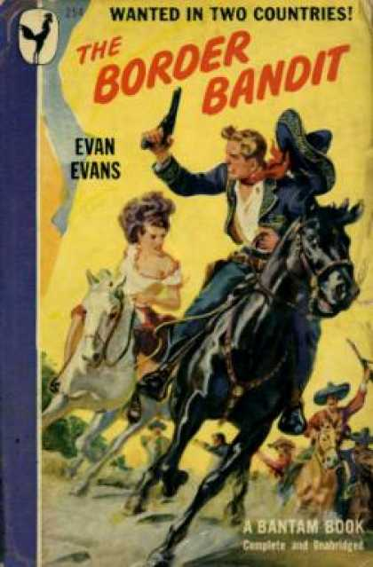Bantam - The Border Bandit - Evan Evans