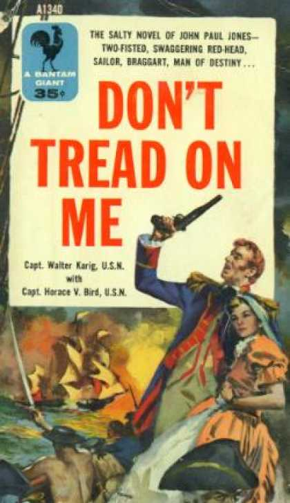 Bantam - Don't Treat On Me: A Novel of Historic Exploits, Military and Gallant, of Commod
