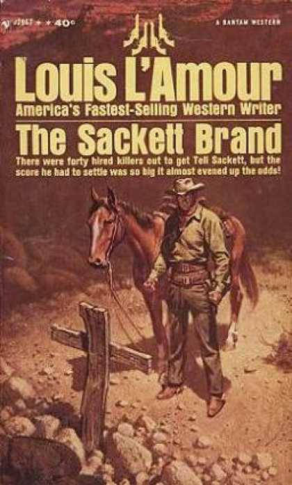 Bantam - Sackett Novels of Louis L'amour, The, Volume 3, the Sackett Brand, the Lonely Me