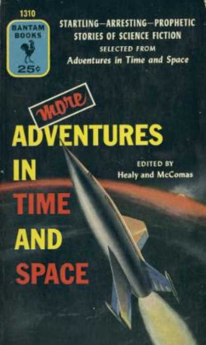 Bantam - More Adventures In Time and Space: Selections From Adventures In Time and Space