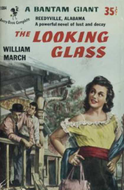 Bantam - The Looking-glass - William March