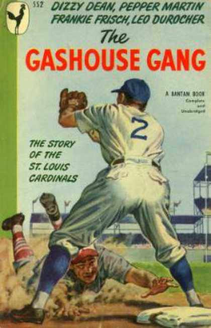 Bantam - The Gashouse Gang - J. Roy Stockton