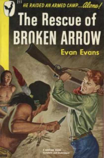 Bantam - The Rescue of Broken Arrow - Evan Evans