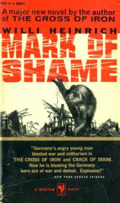 Bantam - Mark of Shame - Willi Heinrich