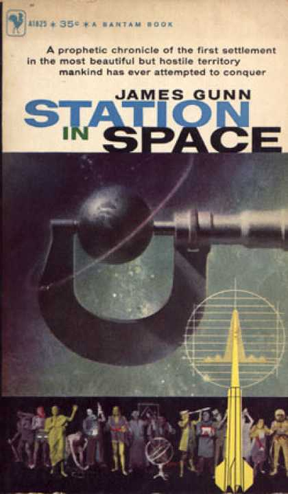 Bantam - Station In Space - James E. Gunn