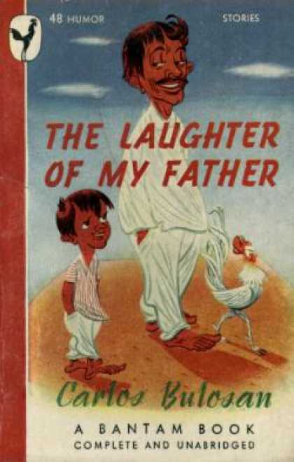 Bantam - The Laughter of My Father - Carlos Bulosan