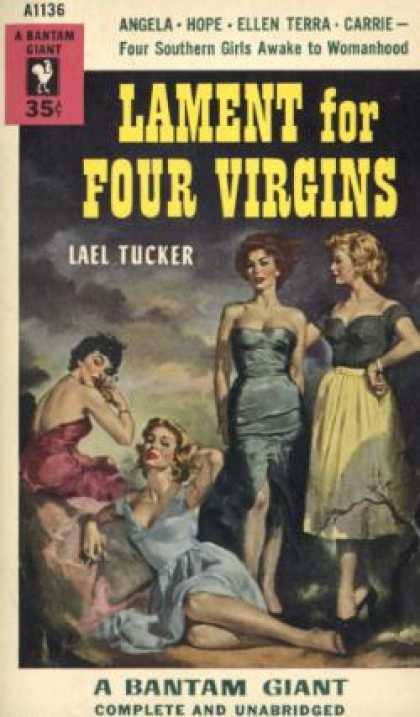 Bantam - Lament for Four Virgins - Four Southern Girls Awake To Womanhood - Lael Tucker